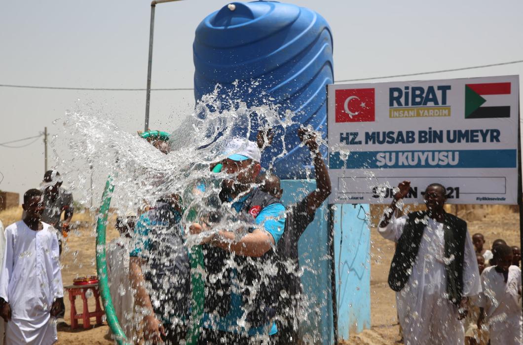 Su Kuyusu Açılışlarımıza Ramazan Ayında da Devam Ediyoruz.