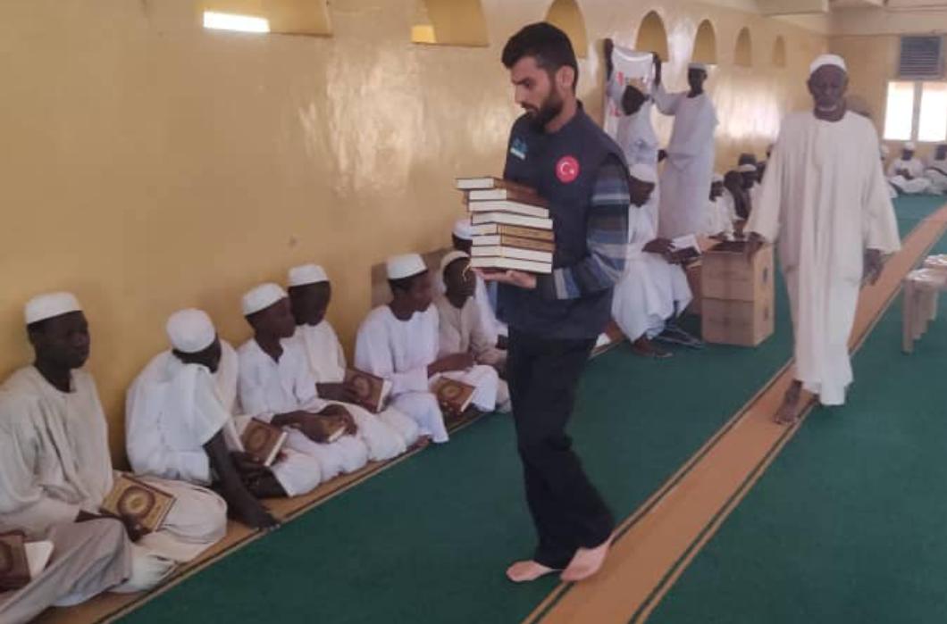 Kur'an Nüshaları Dağıtımlarımız Kesintisiz Devam ediyor