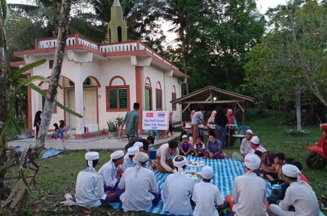 Patani'de Bu Ramazan'da da Gönüllere Dokunuyoruz