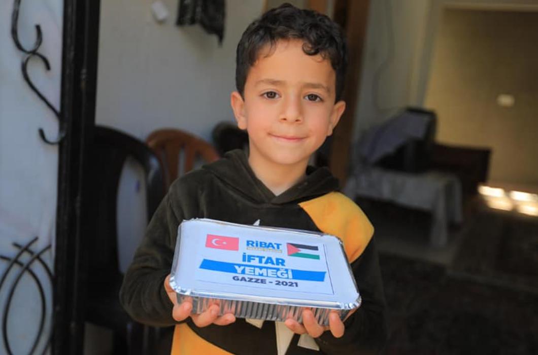 Gazze'de İftar İkramlarımız