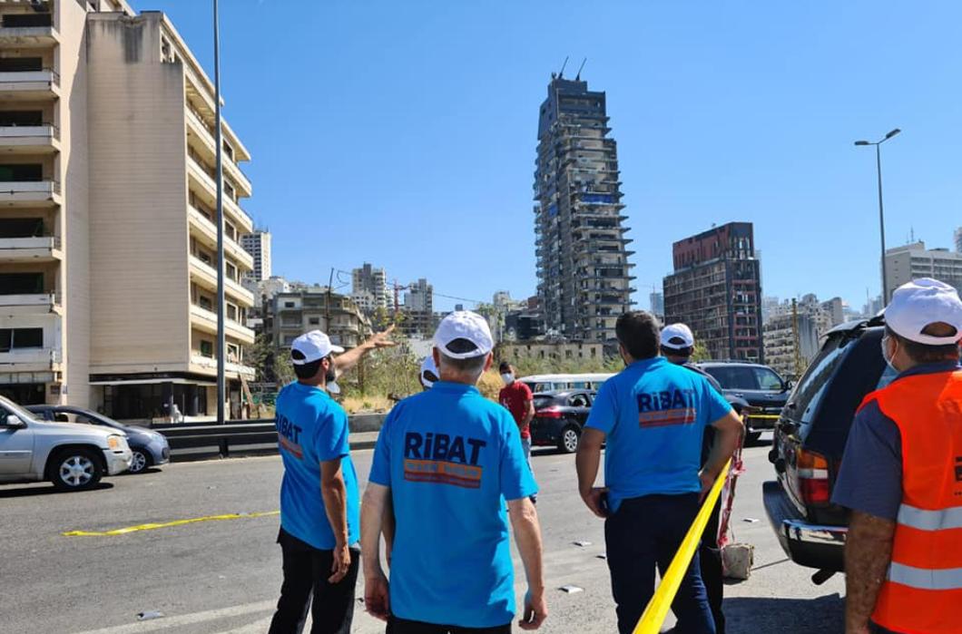 Lübnan Beyrut'u Yalnız Bırakmadık