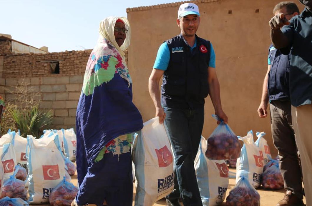 Sudan'da Gıda Dağıtımlarına Devam Ediyoruz.